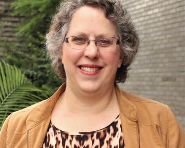 Headshot of Paula Gray
